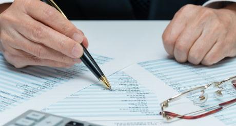 イメージ写真:税務申告